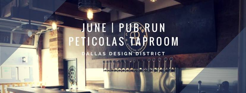 June Pub Run