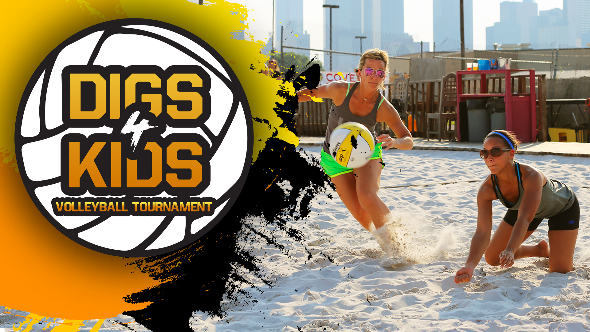 Digs for Kids Volleyball Tournament