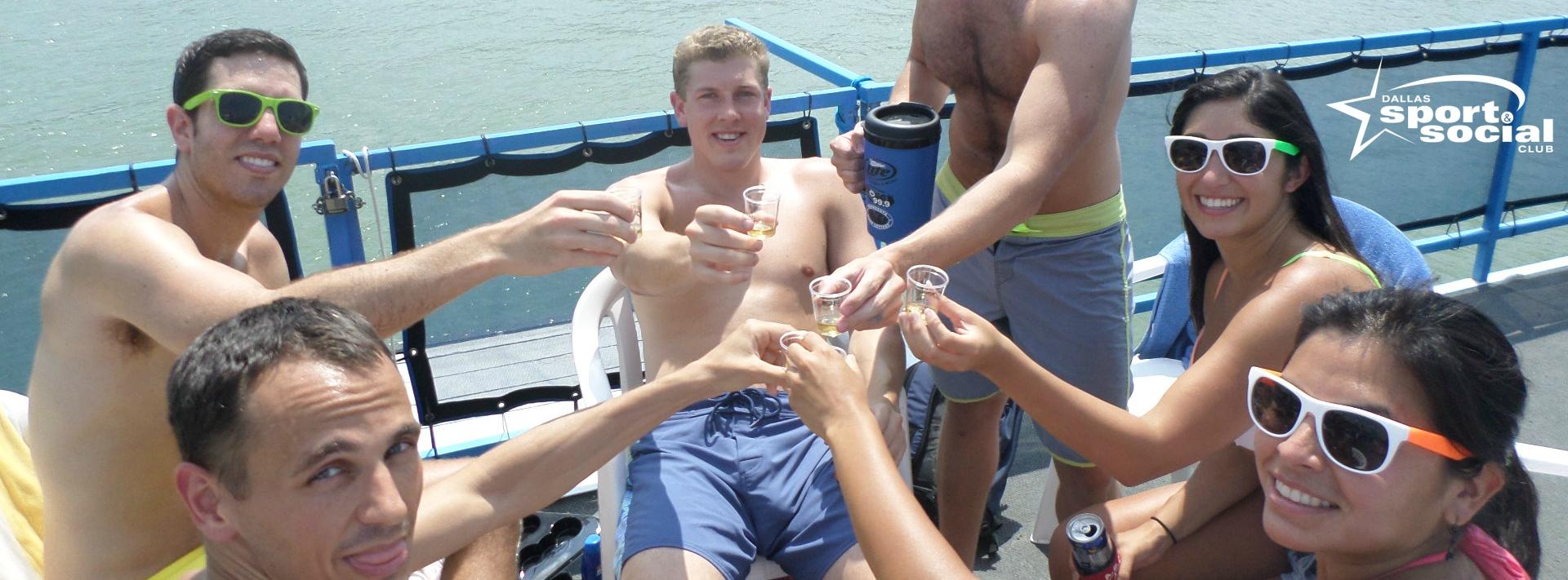 Dallas Sport & Social Party Boat